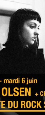 Angel Olsen + Chris Cohen | Mardi 6 juin | Le Trianon