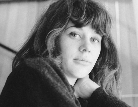 British folk singer Vashti Bunyan, May 1965. (Photo by Evening Standard/Hulton Archive/Getty Images)