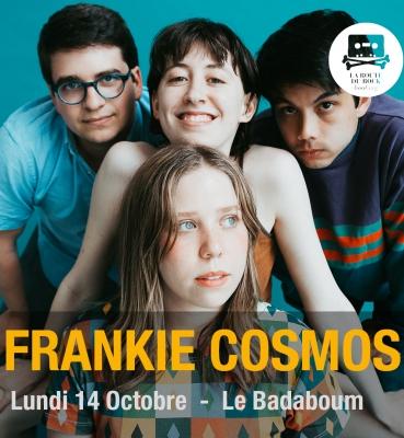 Frankie Cosmos | Lundi 14 octobre | Le Badaboum