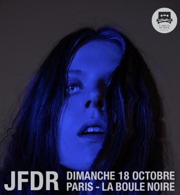 JFDR | Dimanche 18 octobre | La Boule Noire