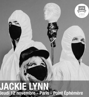 Jackie Lynn | Jeudi 12 novembre | Point Ephemere