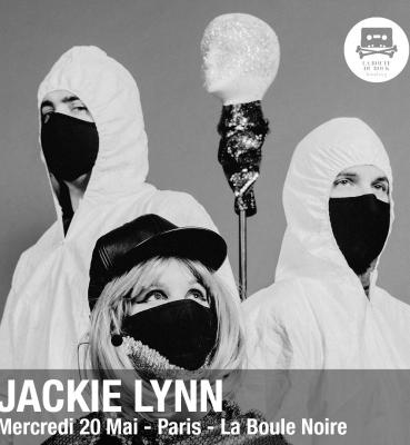 Jackie Lynn | Mercredi 20 mai | La Boule Noire