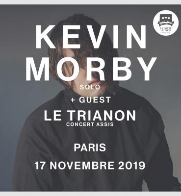 Kevin Morby | Dimanche 17 novembre | Le Trianon