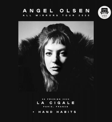Angel Olsen   Samedi 08 février   La Cigale